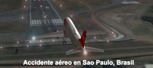 Reconstrução do Acidente do Airbus A320