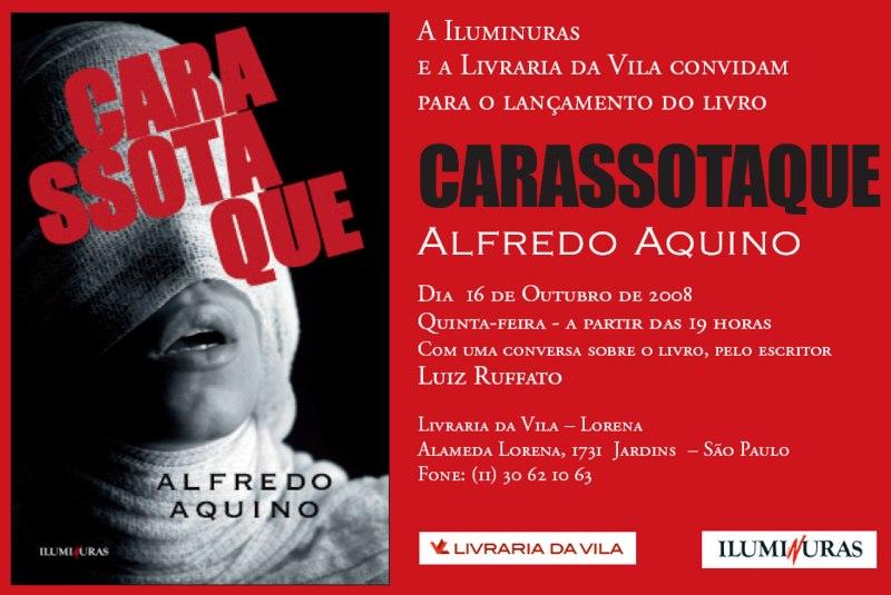 CARASSOTAQUE, Alfredo Aquino<br>