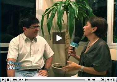 Henrique Chagas , da VerdesTrigos, fala na TV sobre Ética - Parte II