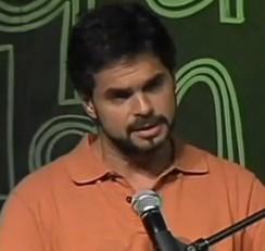 Rodrigo Lacerda na FLIP