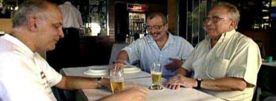 João Ubaldo fala ..